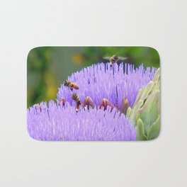 Bee-utiful Bath Mat