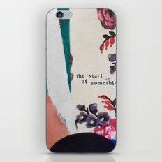 Firsts iPhone & iPod Skin