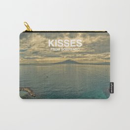 Kisses from Sorrento Carry-All Pouch