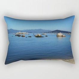Itaguaçu Seascape Rectangular Pillow