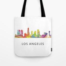 Los Angeles, California Skyline WB1 Tote Bag