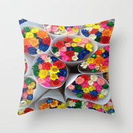 Closer Throw Pillow