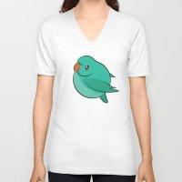 jojo V-neck T-shirts featuring JoJo by Birbles
