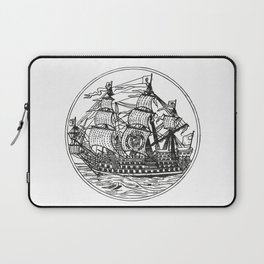 Galleon Laptop Sleeve