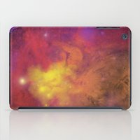 plain iPad Cases featuring Nebula (plain) by Scarlet