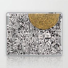 - maya and sun - Laptop & iPad Skin
