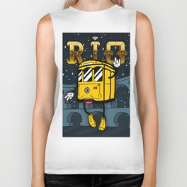 The Face of Rio - Teresa's Tram Biker Tank