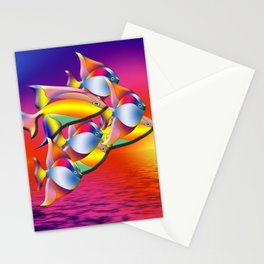 Not So Sure Stationery Cards