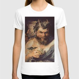 Two Satyrs  T-shirt