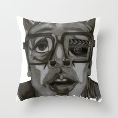 MARS Throw Pillow
