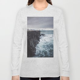 The Edge - Landscape and Nature Photography Long Sleeve T-shirt