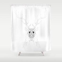 SORRDEER Shower Curtain