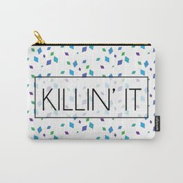 Killin' It Confetti Carry-All Pouch