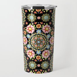 Flower Crown Bijoux Travel Mug