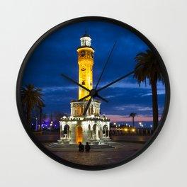 Clock tower. Wall Clock