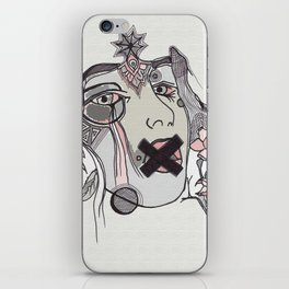 Jaded iPhone Skin