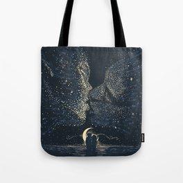 Star Crossed Tote Bag