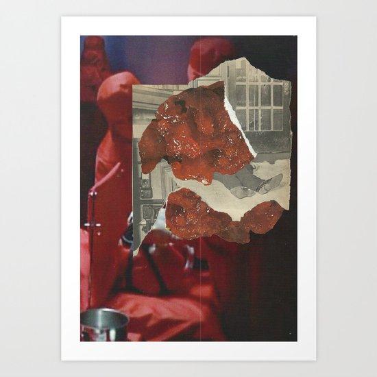 Visionary  Art Print