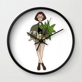 Mathilda - Léon Wall Clock