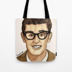 Buddy Holly Tote Bag