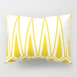 Mid Century Muse: Norms in Mustard Pillow Sham