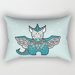Magical Dragon Rectangular Pillow