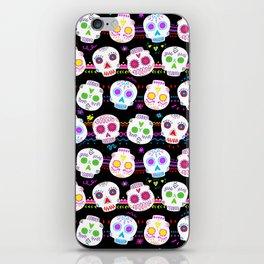 Day of the Dead Sugar Skulls iPhone Skin
