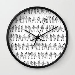 Phish // Series 1 Wall Clock