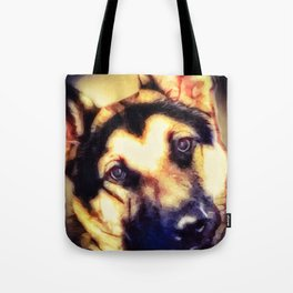 You Looking At Me?  -  Graphic 3 Tote Bag