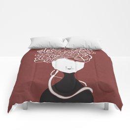 Iconia Girls - Maria Marsala Comforters