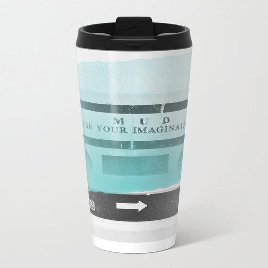 Side B Metal Travel Mug