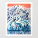 Regal Air Alaska by artseriously