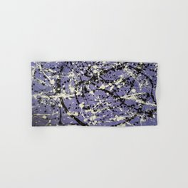 Purple Carnage Hand & Bath Towel