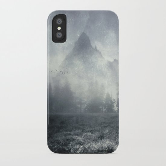 guardians of lonely mountain iPhone Case