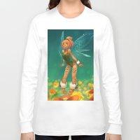 elf Long Sleeve T-shirts featuring Elf by xaxaxa