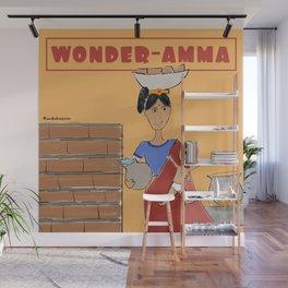 Wonder-amma Wall Mural