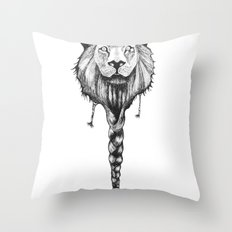 Lionelle 2 Throw Pillow