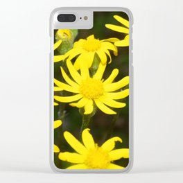 Squaw Weed 1 Clear iPhone Case