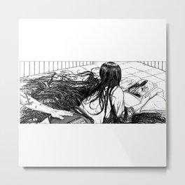 asc 787 - L'arabesque (Ink immortals) Metal Print