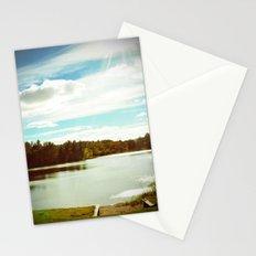 Bright sunny day Stationery Cards
