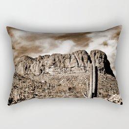 Beauty and Power Rectangular Pillow