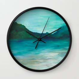 A Peace of My Soul Wall Clock