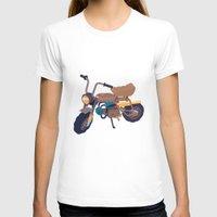 honda T-shirts featuring #1 honda z50 by Brownjames Prints