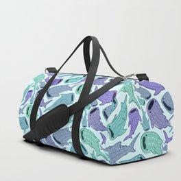 Whale Sharks Duffle Bag