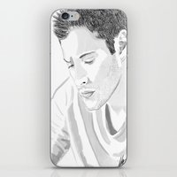 winchester iPhone & iPod Skins featuring Dean Winchester by Nasher67671