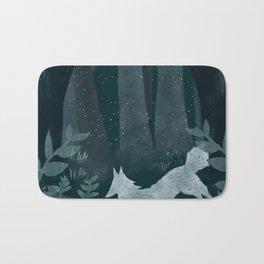 The Forest Moonlight Bath Mat