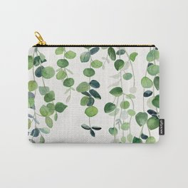 Eucalyptus Watercolor 2  Carry-All Pouch