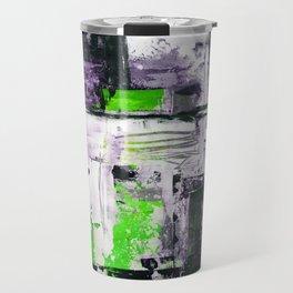 Transcendental Composition No.1d by Kathy Morton Stanion Travel Mug