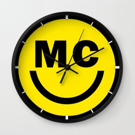 MC Wall Clock