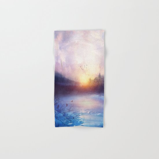 Wish You Were Here (Chapter IV) Hand & Bath Towel